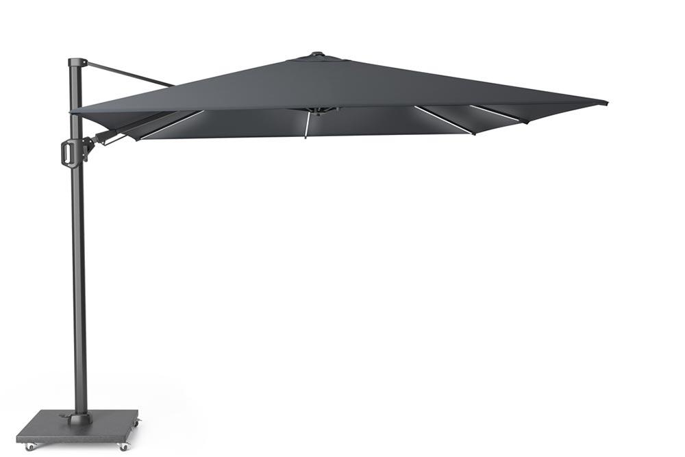 Platinum Challenger zweefparasol T2 300 x 300 glow