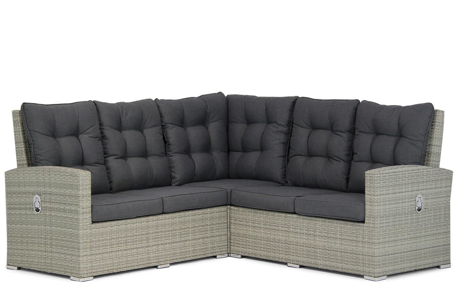 Garden Collections Sheffield dining loungeset 3-delig
