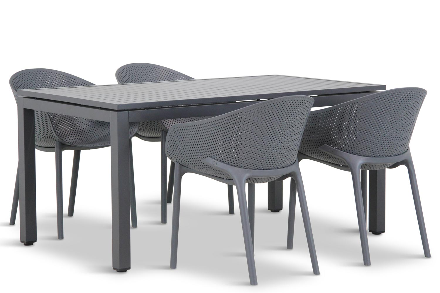 Lifestyle Sky-Concept 160 cm dining tuinset 5-delig