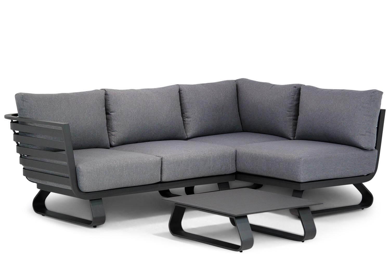 Santika Sovita chaise longue loungeset 4 delig