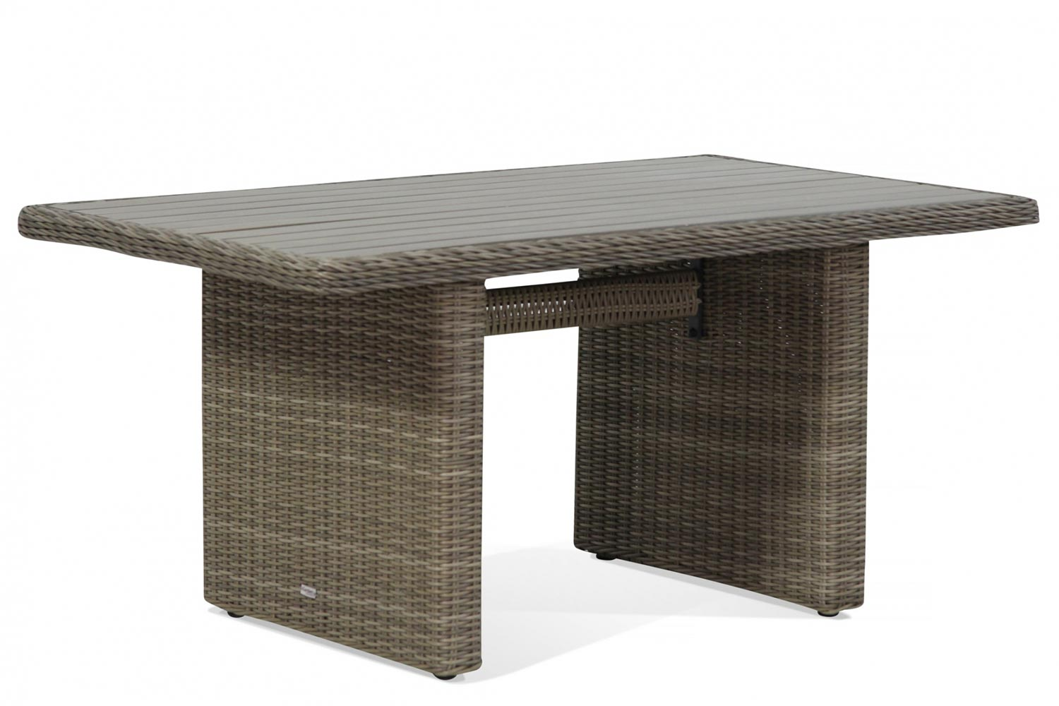 Garden Collections Toronto lounge/dining tuintafel 140 x 80 cm