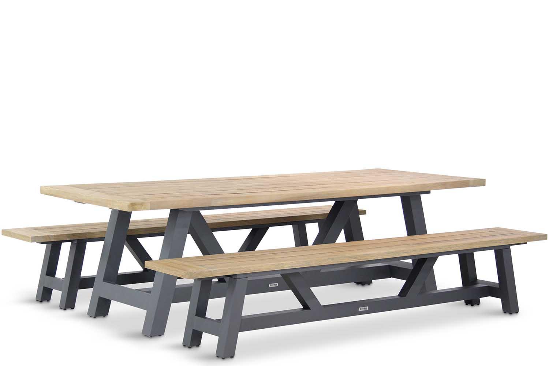 Lifestyle Trente dining picknickset 260 cm 3 delig