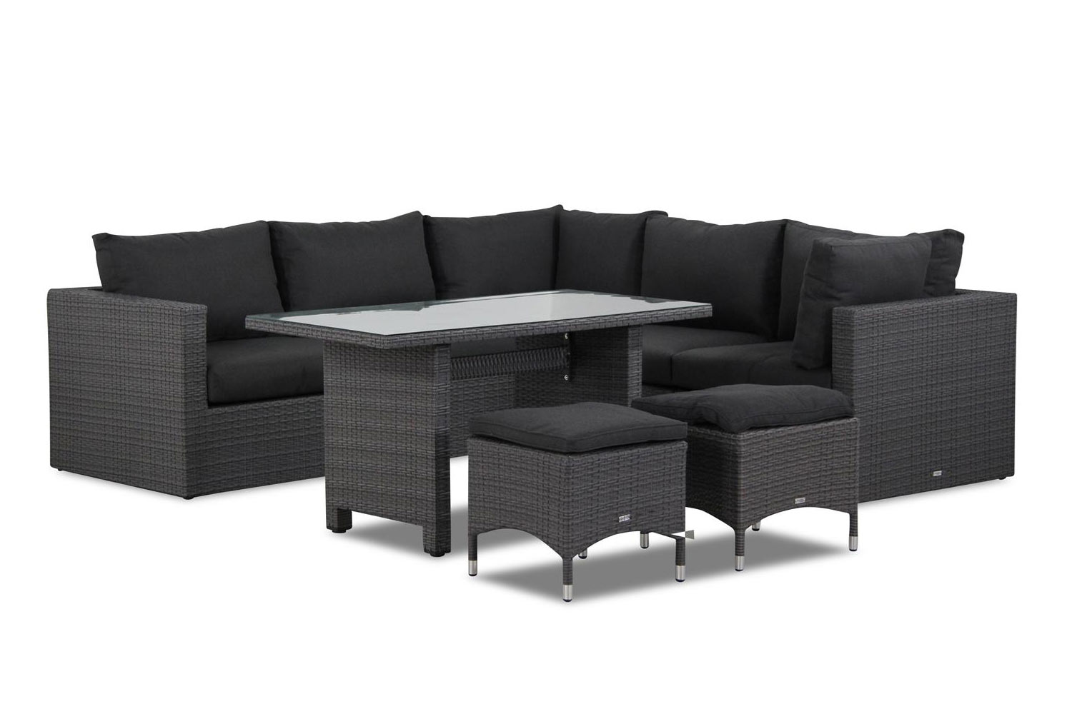 Garden Collections Houston dining loungeset 8-delig