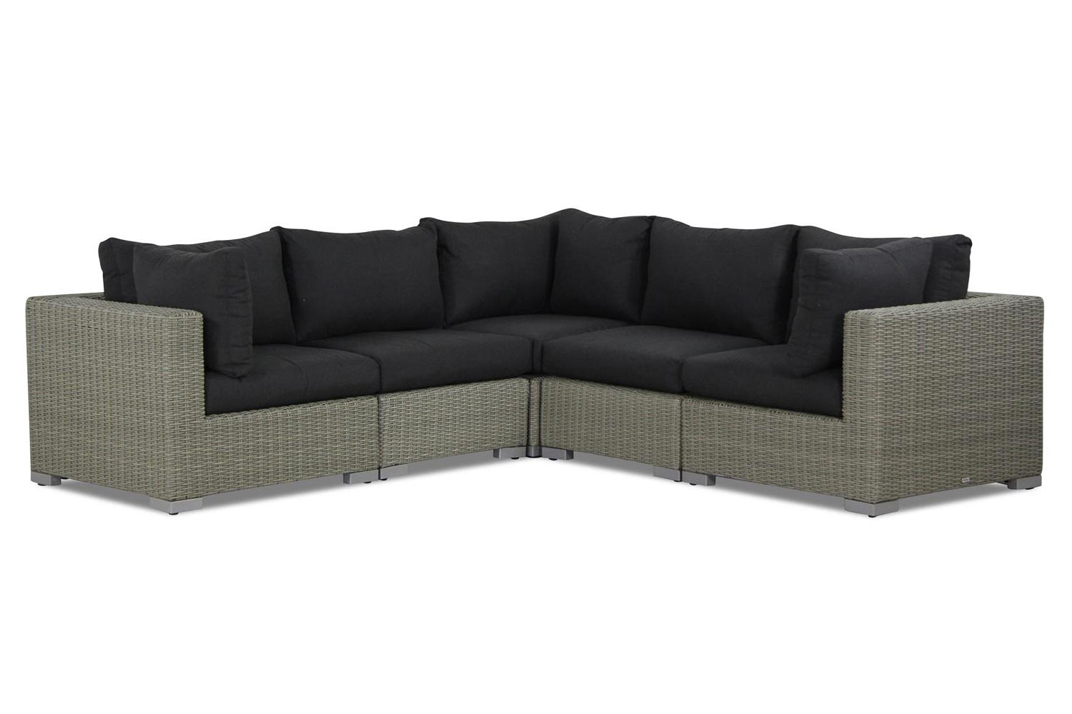 Garden Collections Toronto hoek loungeset 5-delig