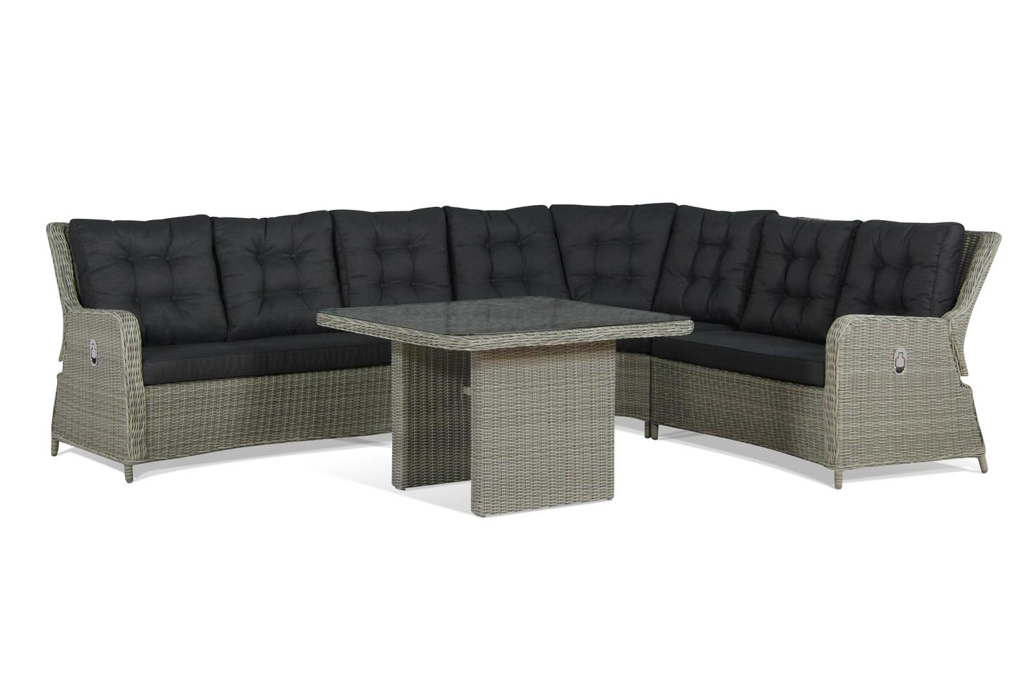 Garden Collections Wilson dining loungeset 5-delig