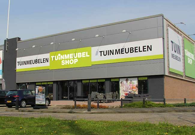 Tuinmeubelen Sliedrecht   2000 m2 Tuinmeubel Show